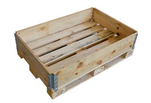 Rame de lemn pentru paleti