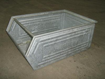 Cutii de depozitare metalice, zincate Tip SB-1262